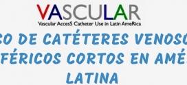 Uso de catéteres venosos periféricos cortos en America Latina
